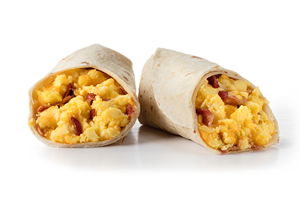QT Breakfast Burritos